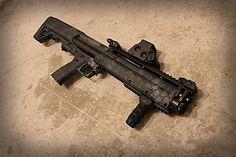 You're not bulletproof..., Kel-Tec KSG A U.S made bullpup shotgun ...