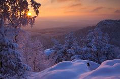 Winter Evening - http://www.martinrak.cz