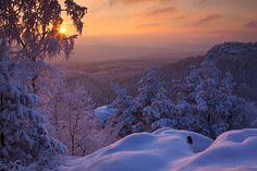 Winter Evening - http://www.martinrak.cz