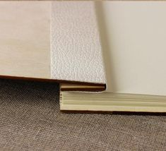 30 Sheet Large Wooden Wedding Guest Book / Photo Album