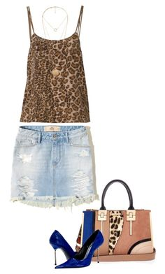 """""""Untitled #6996"""" by lisa-holt ❤ liked on Polyvore featuring Hollister Co., Helmut Lang, River Island, Paolo Shoes and MANGO"""