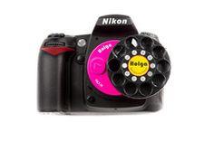 Holga Filter Effect Wheel for Nikon DSLR - HLT-N