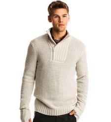 Sweaters with thumb hole