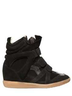 the endlessly sold out Isabel Marant sneaker, have we had enough?