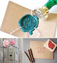 10 idee per decorazioni con le vostre iniziali