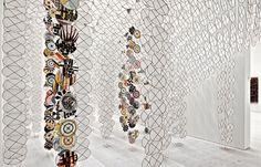 Jacob Hashimoto - installatie