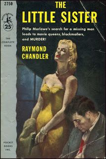Raymond Chandler  1888 ~ 1959  Paperbacks Covers