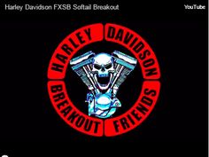 Harley Davidson FXSB Softail Breakout