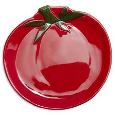 Jacques Pépin Collection Figural Tomato Plate, available at #surlatable