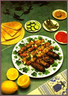 Cypriot food:):) so yummy
