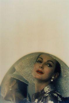Carmen, Harper's Bazaar, c1960, saul leiter