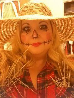 Pretty Scarecrow Ready