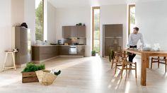 !!!!! ehhez még a világos parketta is jól mutat Boulanger New Kitchen Collection for 2012