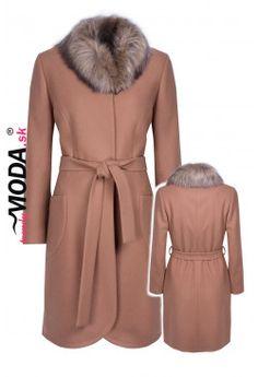 Kabát s opaskom KH04 Fashion, Dress, Moda, Fasion, Trendy Fashion, La Mode