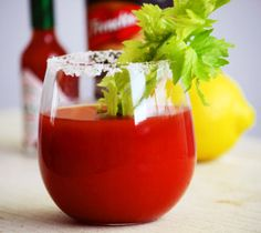 Alcoholic cocktail Bloody Mary is very popular and delicious drink.There are too many variations to prepare this homemade alcoholic cocktail.