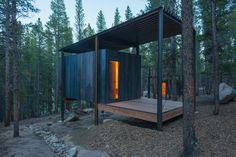 Galería de Micro Cabinas Colorado Outward Bound / University of Colorado Denver - 1