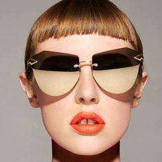 2372711e7eb9 ▫ karen walker▫  karenwalker  karenwalkersunglasses  karenwalkereyewear   MAC  MACcosmetics  fashion  fashioninspiration  inspiration  fashionphoto  ...