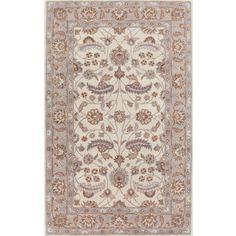 Hand-tufted Tiana Traditional Wool Rug (9' x 12') $600