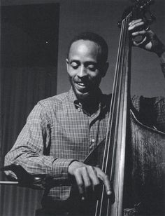 Percy Heath // foto by F. Wolff
