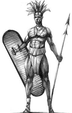 Mande Warrior