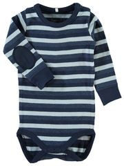 NEWBORN NITPATRIK BODY, Dress Blues