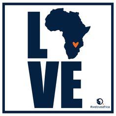 We #love #Africa. #Safari #Travel #WeLoveAfrica