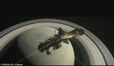 Twenty years after leaving Earth, NASA¿s Cassini spacecraft is set to embark on the ¿thrilling final chapter¿ of its life.The craft has circled Saturn for 13 years  ¿ but now, it¿s running low on fuel