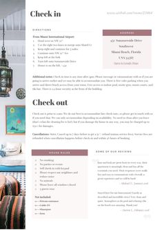 Airbnb Welcome Book Template by JannaLynnCreative on Creative Market Airbnb House Rules, Airbnb Rentals, Welcome Letters, Airbnb Host, Air B And B, Guide Book, Rental Property, Location, B & B