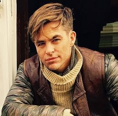 Chris Pine In 'Wonder Woman'
