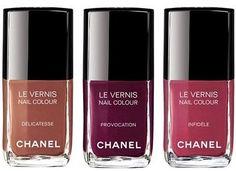 Chanel lanza nueva colección de cosméticos en la Vogue Fashion Night Out