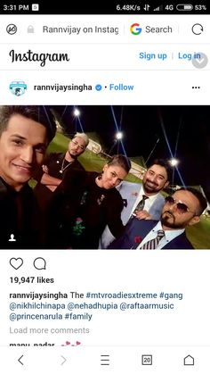 Instagram Sign, Search Instagram, Rannvijay Singh, Mtv Roadies, Prince, India, Goa India, Indie, Indian