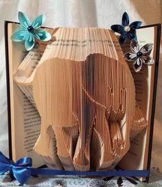 Immediate Download Book Folding Pattern /'Believe/' PDF /& Tutorial 584 Folds