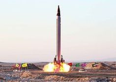 Iranian Emad missile (Mohammad Agah)