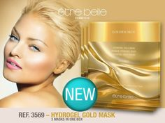 Golden Skin Hydro-Gel Mask