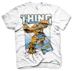 Marvel The Thing Action Koszulka Męska