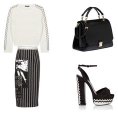 """""""Untitled #16"""" by malika-craft on Polyvore featuring Alexander McQueen and Miu Miu"""