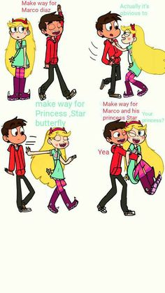 Disney Xd, Disney Couples, Cute Anime Couples, Gravity Falls, Disney Channel, Starco Comic, Ship Drawing, Cartoon Crossovers, Miraculous
