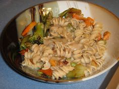 Freeze Your Way Fit: Super Fast Clean Eating Peanut Sauce Stir Fry