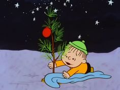 Our first Christmas Tree together was actually a little Charlie Brown tree kit. red ornament and Lionel's blanket for the skirt. Snoopy Feliz, Snoopy Love, Snoopy And Woodstock, Peanuts Christmas, Charlie Brown Christmas, Charlie Brown And Snoopy, Christmas Cartoons, Christmas Time Is Here, Christmas Past