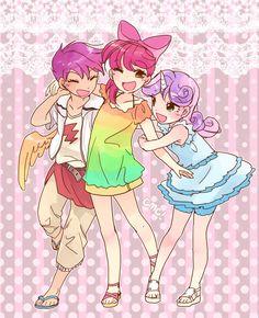 my little pony My Little Pony List, My Little Pony Friendship, Equestria Girls, Kawaii, Fnaf, Sweetie Belle, Cartoon As Anime, Cute Ponies, Mlp Fan Art