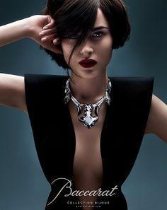 http://twenty2.onsugar.com/Loan-Chabanol-Baccarat-Ad-Campaign-5910372