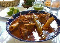 Recetas - MOLE DE CADERAS - La primera red social de comida mexicana