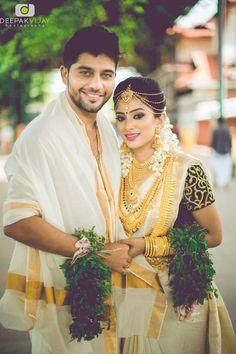 Kerala Wedding Photography, Wedding Photography Poses, Wedding Poses, Wedding Photoshoot, Wedding Shoot, Wedding Couples, Wedding Portraits, Couple Photography, Wedding Bride