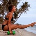 weight loss My Beach-Ready Abs Workout - Lauren Conrad motivation fitness motivation Yoga Fitness, Fitness Tips, Health Fitness, Fitness Women, Women's Health, Health Care, Yoga Inspiration, Fitness Inspiration, Lose Lower Belly Fat