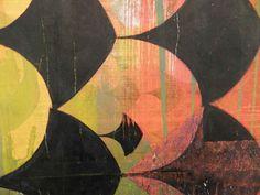 Kunst. Kunstprozesse. Musterwachstum - Tinulu Painting, Art, Idea Paint, Patterns, Kunst, Photo Illustration, Art Background, Painting Art, Paintings