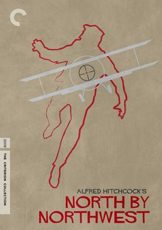 north by northwest // hitchcock 1980's Movies, Film Movie, Films, Hitchcock Film, Alfred Hitchcock, North By Northwest, The Criterion Collection, Inspirational Movies, Movies Worth Watching