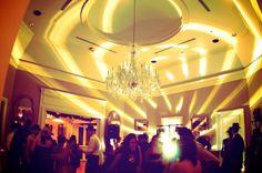 The rotunda at The Tampa Club - 12.29.12