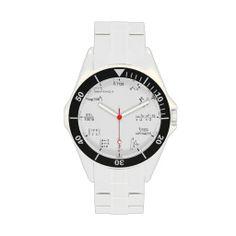 Math formula wristwatch #cool #watches