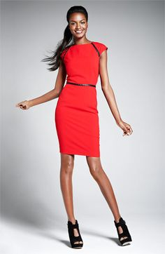 Calvin Klein Dress & Accessories | Nordstrom.  Might have to get this one!