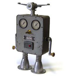 ROBOTS | Simpática colección de robots de hojalata . Otra de robots más ...